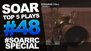 Best of #SoaRRC - Top 5 Plays - Powered by @elgatogaming