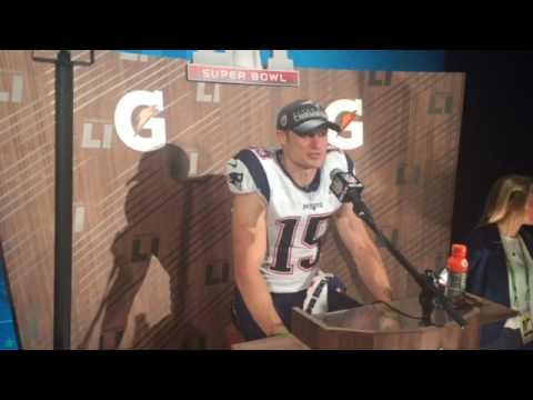 Patriots WR Chris Hogan On His Journey To The Super Bowl