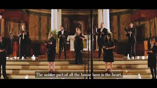 What Sweeter Music by John Rutter, sung by Ensemble Altera