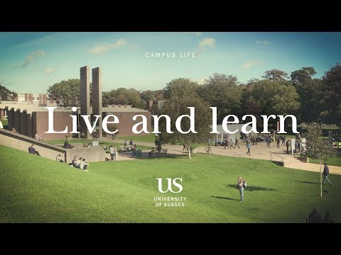 Life at Sussex - Campus