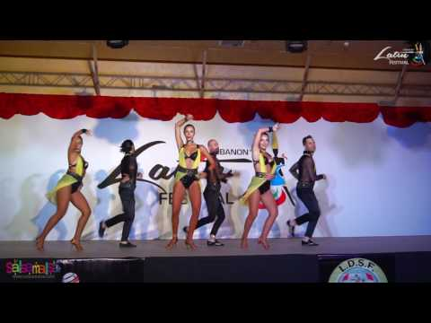 DNA Dance Performance  | Lebanon Latin Festival 2016