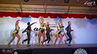 DNA Dance Performance  | Lebanon Latin Festival 2016