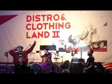 Rebellion Rose - Sehat Selalu Sodaraku Live At Showcase Semarang
