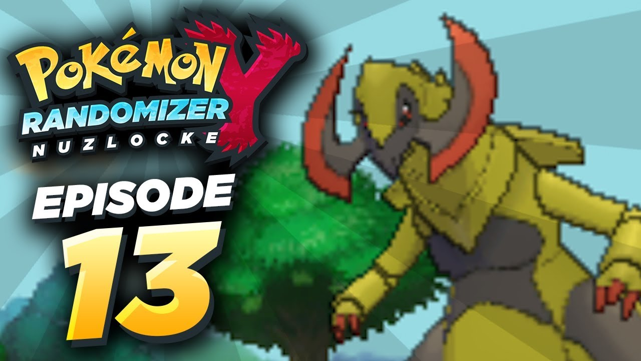 Literally The Worst Episode Ever Pokemon Y Randomizer 13 Youtube