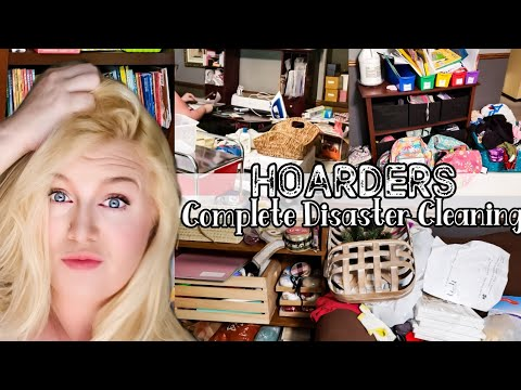 HOARDER!!! MESSY HOUSE TRANSFORMATION | CLEANING MOTIVATION | CLEAN WITH ME | LIVING WITH CAMBRIEA