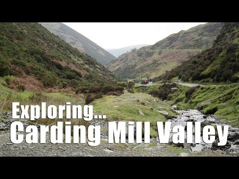 Walks in Shropshire: Exploring Carding Mill Valley