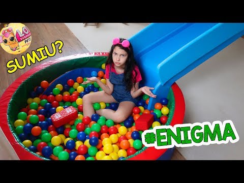 MINHA LOL PETS SUMIU? ENIGMA | Luluca