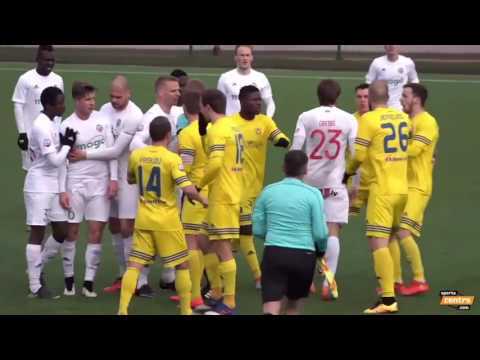 21.04.17_FK Ventspils - FK Liepāja/Mogo_1:1(1:1)_5 Kārta