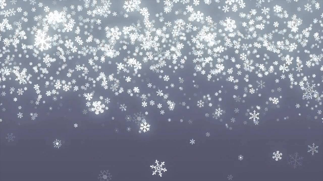 Snow Falling Animated Wallpaper Muffler Snowflakes Full Track Youtube