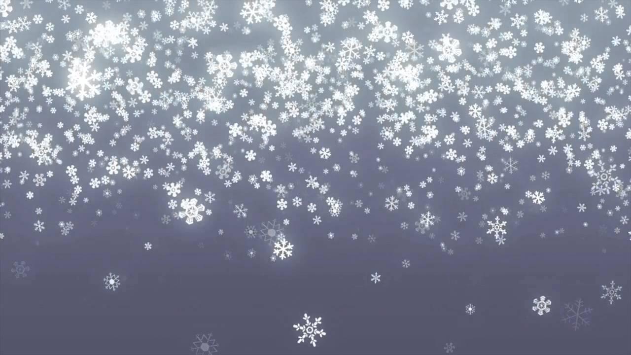 Animated Snow Falling Desktop Wallpaper Muffler Snowflakes Full Track Youtube