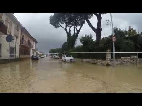 Alluvione Marina di Carrara 04 nov 2014