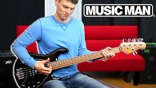Music Man StingRay5 Special - Demo by Nathan Navarro