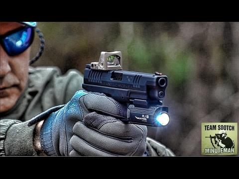 New Springfield Armory XDM OSP 9mm Pistol