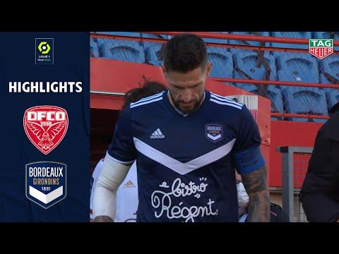 DIJON FCO - FC GIRONDINS DE BORDEAUX (1 - 3) - Highlights - (DFCO - GdB) / 2020-2021