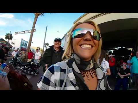360 Daytona Bike Week 2017 - Jenny Scordamaglia - Miami TV