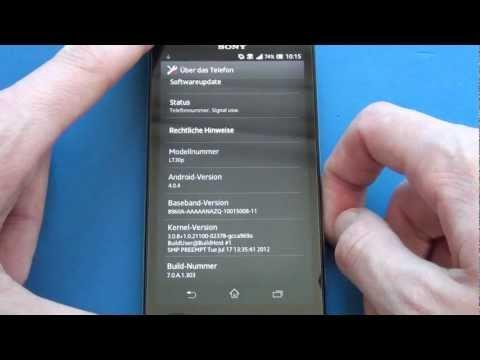 Sony Xperia T - Update #7.0.A.3.195