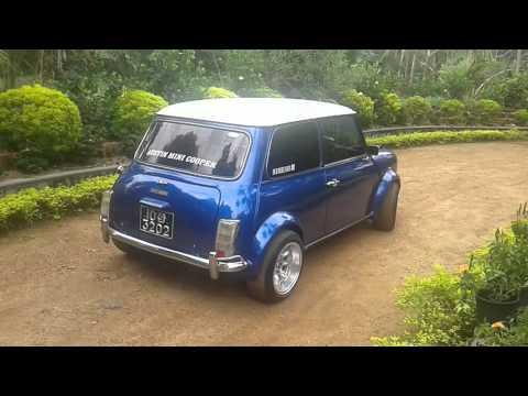 Mini Cooper   SriLanka