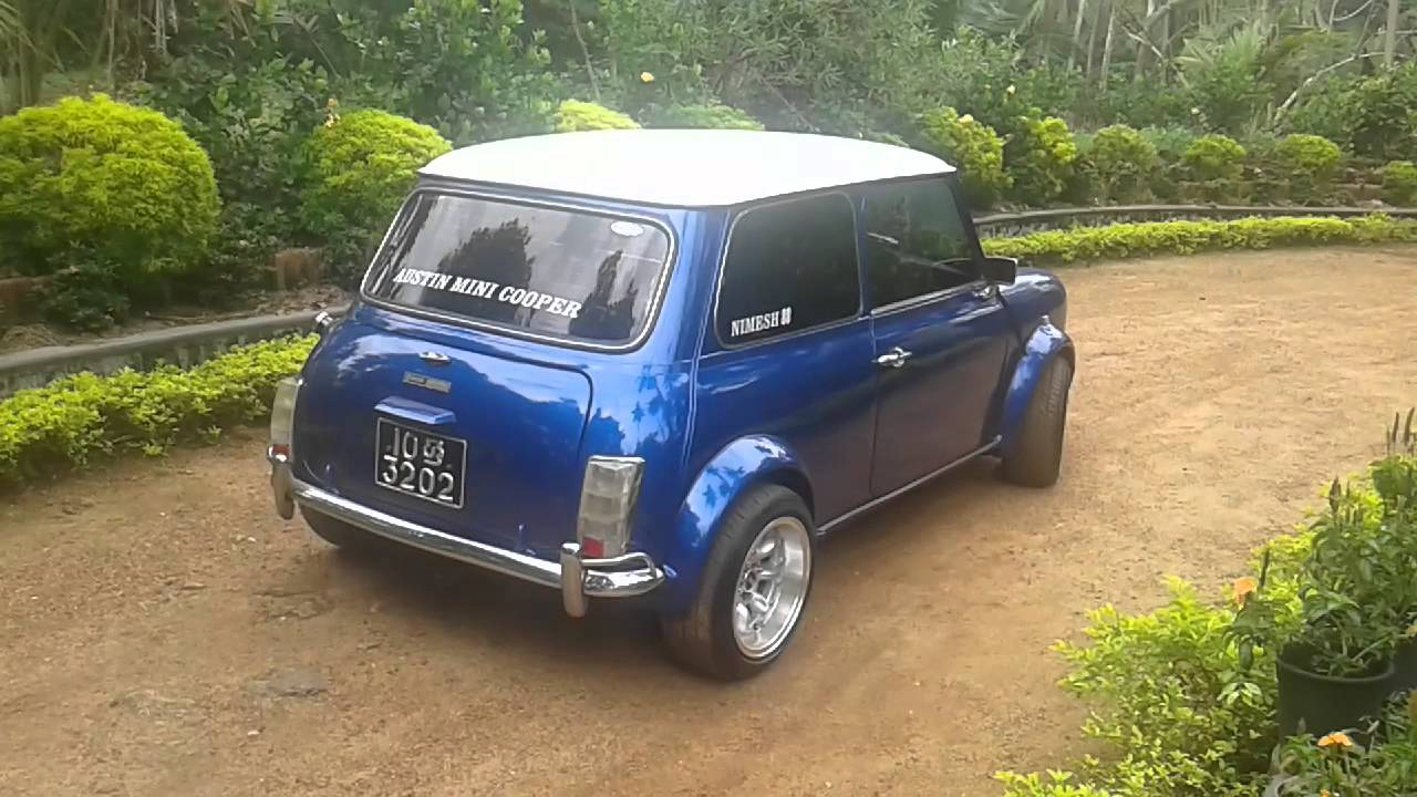 Mini Cooper Srilanka Youtube