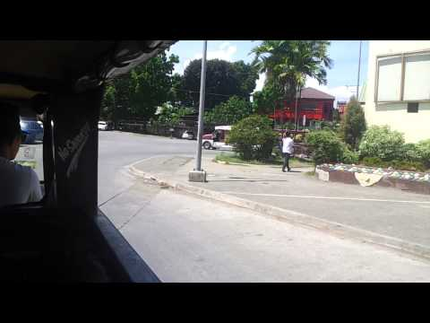 Bus Terminal, Iligan City, Philippines...