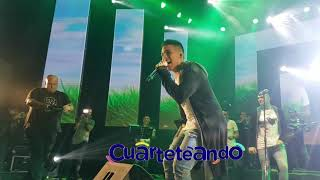 Fabricio Pupi Ortiz debutó en Banda XXI