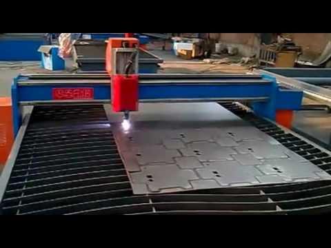 Steel Cutting Plasma Machine Plasma Cutting Machine Flv