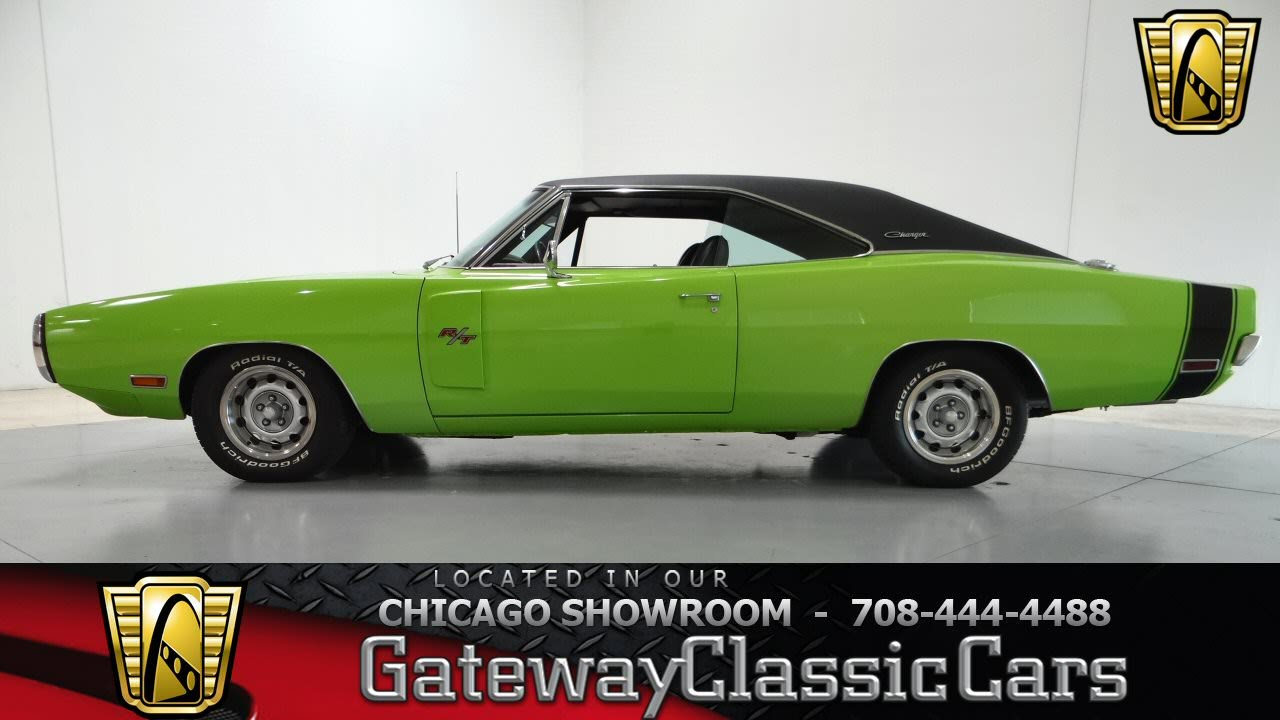 Dodge Charger R T Gateway Classic Cars Chicago Youtube