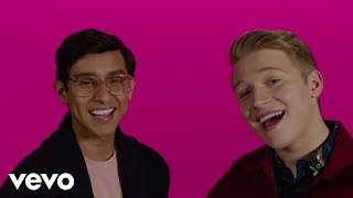 Frankie Rodríguez, Joe Serafini - Even When/The Best Part (HSMTMTS | Disney+)