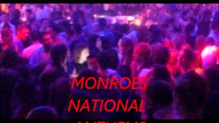 MONROES - NATIONAL ANTHEMS.