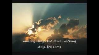 ♥ NOTHING STAYS THE SAME - CHRIS NORMAN ♥