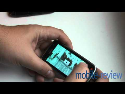 Nokia C6-01 Demo