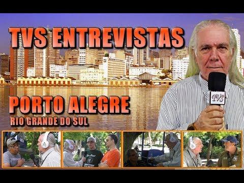 TVS Entrevistas | Porto Alegre/RS | 25/01/21018
