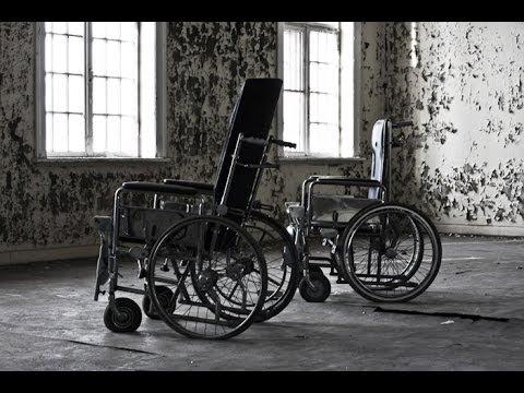 Abandoned Psychiatric Hospital L