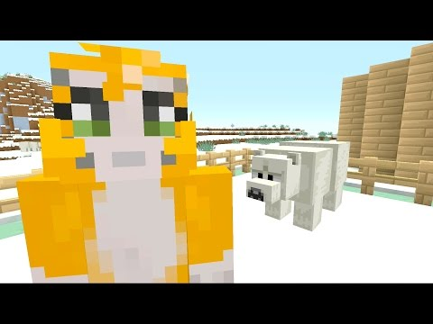 Minecraft Xbox - Quest To Date A Polar Bear (192)
