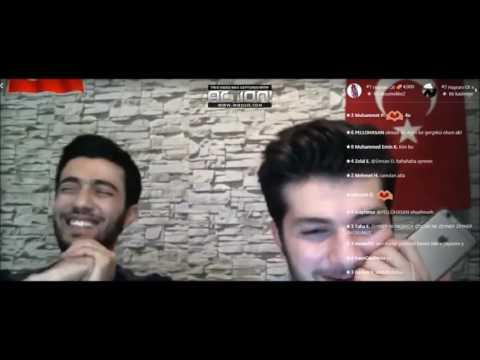 Younow   Bilal Aydemir Telefon şakası Bebek aldırma şakası 1 Şubat 2016 yayını