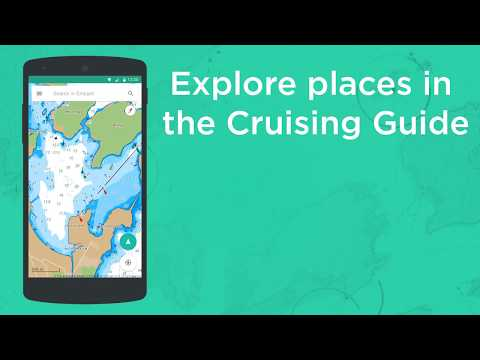 Embark  - The Cruising Guide