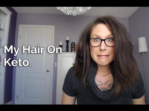 What Happened To My Hair On Keto.