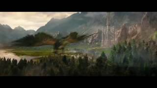 Андуин Лотар прилитает к Медиву. Варкрафт. Warcraft 2016