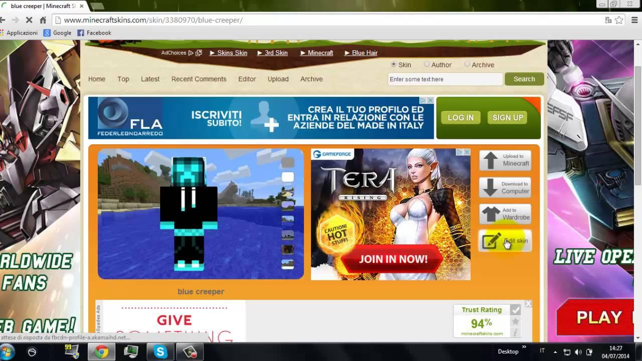 3 Modi per Cambiare la Tua Skin di Minecraft - wikiHow