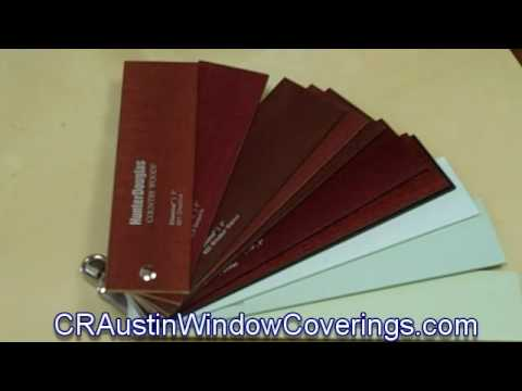 Window Coverings Company Austin - Different Types Of Blinds