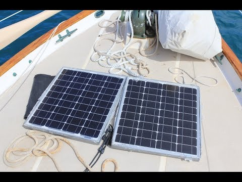 The Power Grid for a 31-foot Cruising Boat