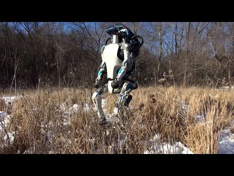 Meet Atlas - New Name In The World Of Robots!