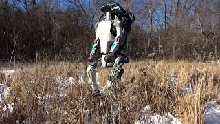 Atlas Next Generation Robot