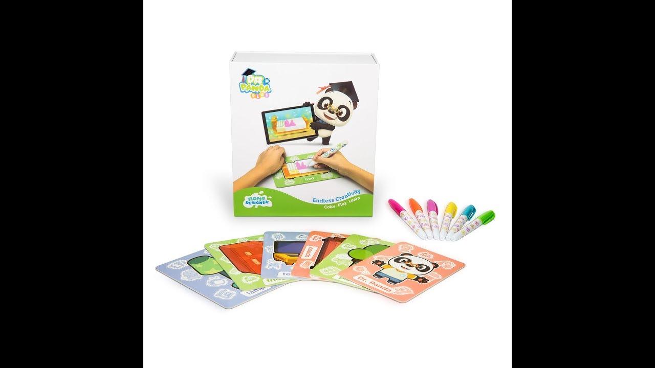 NAPPA Product Review Dr. Panda Plus Home Designer from Dr. Panda LLC ...