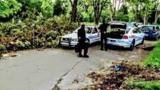 Where you Going??? Nowhere!!! Part 3 Cops on location