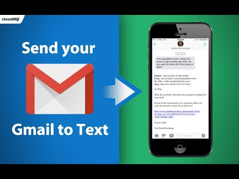 How to send a text message from email to telus phone