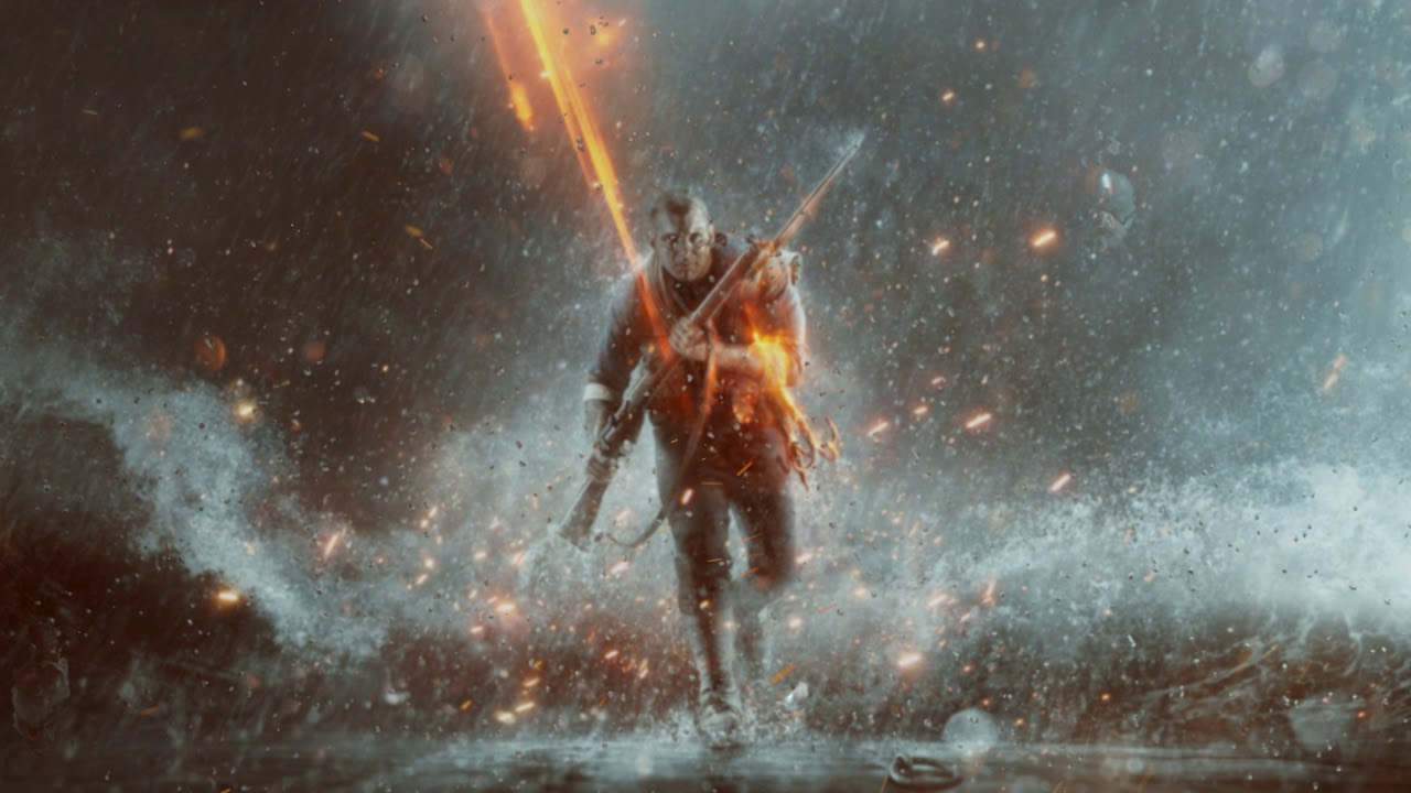 Battlefield 1 Turning Tides Animated Wallpaper Youtube
