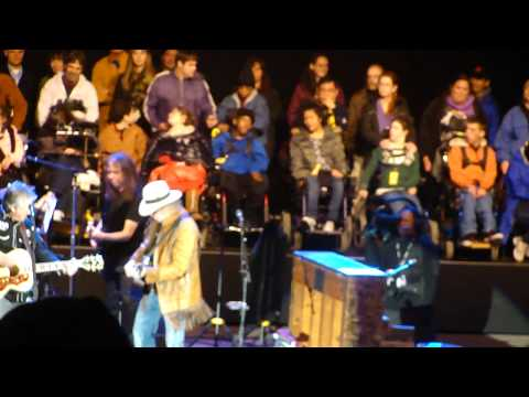 Childs Claim To Fame Song 3 From Bridge School Benefit Concert Buffalo Springfield