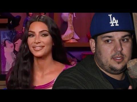 Kim Kardashian CONFIRMS Rob Kardashian Is Making A COMEBACK On KUWTK!