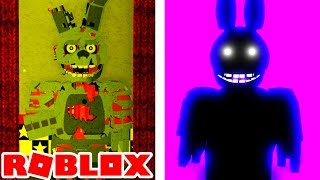 Come ottenerli devono bruciare il distintivo in Custom Night Ultimate Random Night 2 di Roblox Fredbear