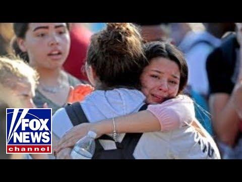 Celebrities react to Florida school shooting